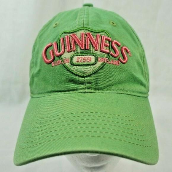 4f21c985c017 Guinness Accessories | 1759 Green Baseball Hat Cap | Poshmark